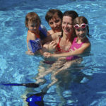 family_at_pool